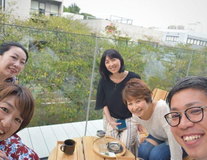 【開催報告vol.38】秋の風を味わいながらのたじカフェ。